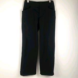 Mountain Hardwear Softshell Hiking Pants Size 8